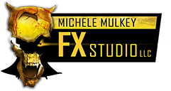 MicheleMulkeyFX.com Special Effects Makeup & Props