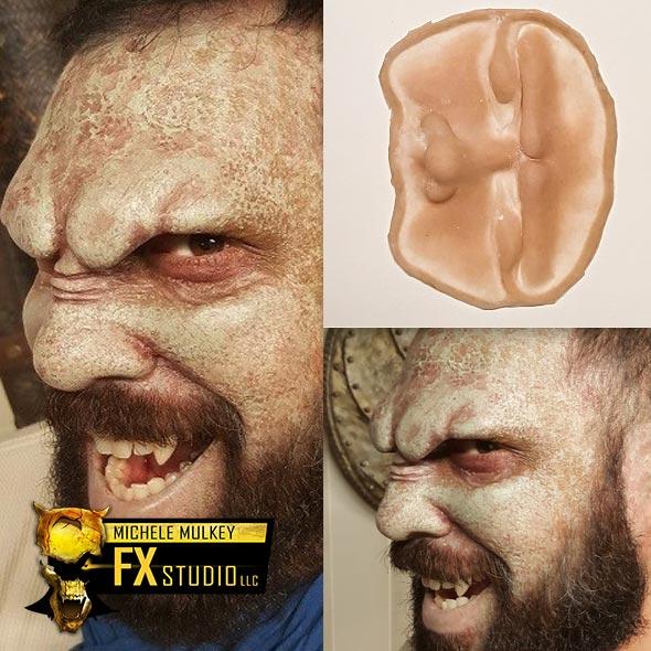 Character FX Makeup Creature Brow