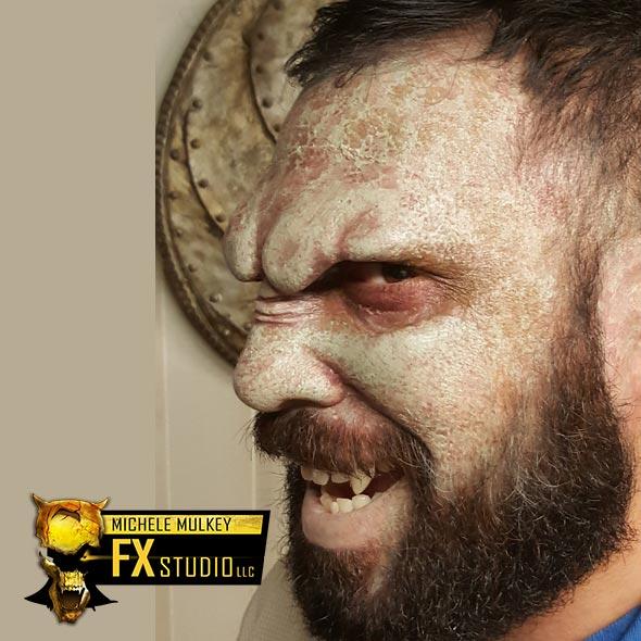 Character FX Makeup Creature Brow 02