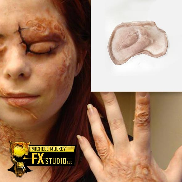 FX Trauma Left Eye